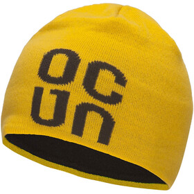 Ocun Logo Gorra, golden yellow